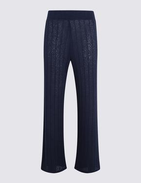 Jarse Wide Leg Pantolon