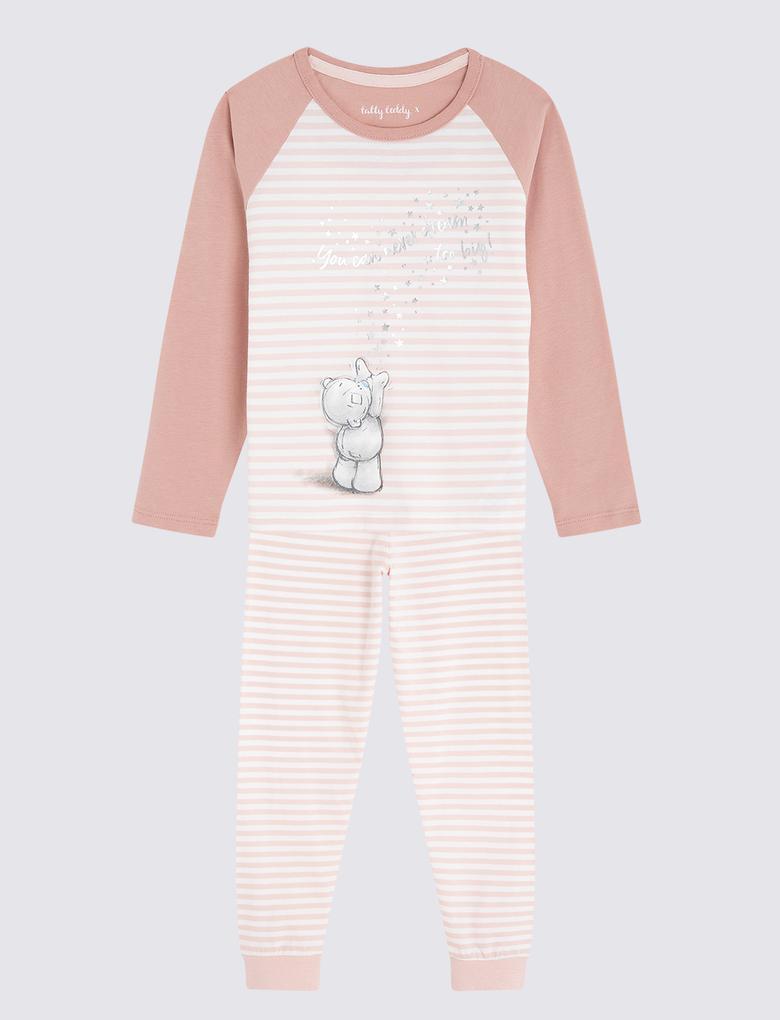 Pembe Tatty Pijama Takımı