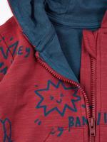Pamuklu Yıldızlı Sweatshirt
