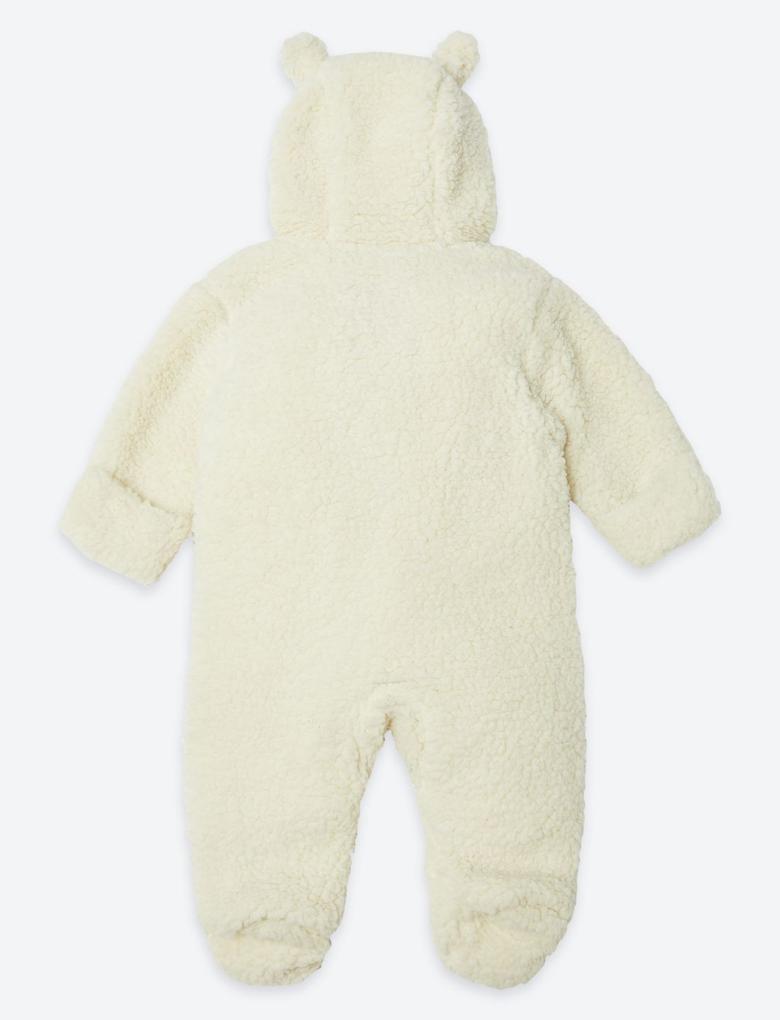Bebek Bej Kuzucuklu Tulum