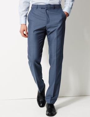 Mavi Textured Tailored Fit Pantolon