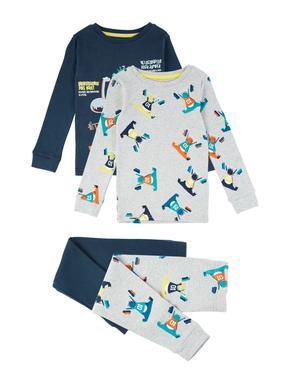 2'li Pijama Seti