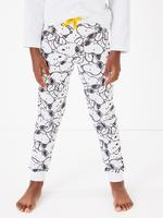 Snoopy™ Desenli Pijama Takımı