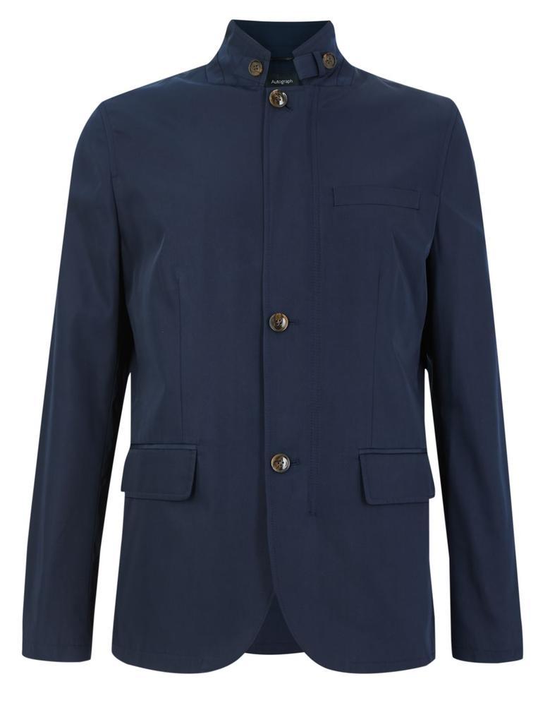 Erkek Lacivert Blazer Ceket