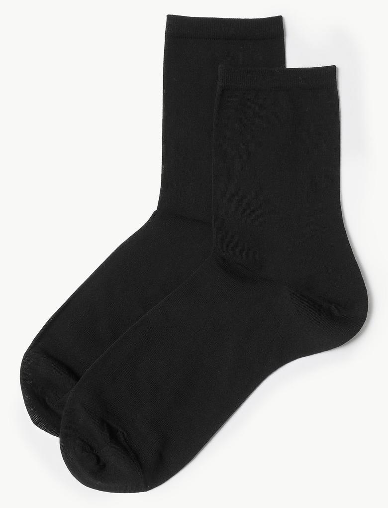 2'li Paket İnce Çorap Seti