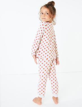 Minnie Mouse™ Puantiyeli Pijama Takımı