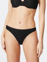 Kadın Siyah 5'li Supima® Bikini Külot Seti