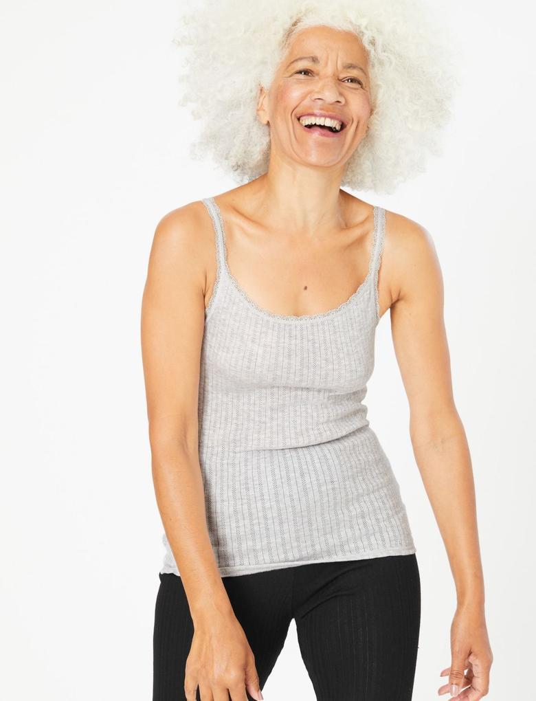 Kadın Siyah 2'li Termal Atlet Seti