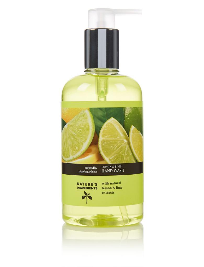Renksiz Limon ve Misket Limonu Sıvı Sabun 300ml