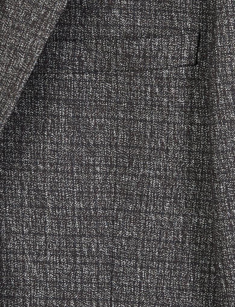 Erkek Gri Kareli Ceket