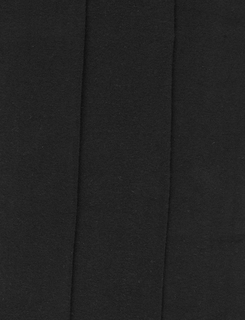 Kız Çocuk Siyah 3'lü Freshfeet™ Pamuklu Body Sensor™ Okul Külotlu Çorabı (4 - 14 Yaş)