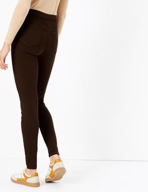 Yüksek Bel Super Skinny Jean Pantolon