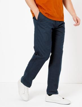 Regular Fit Chino Pantolon