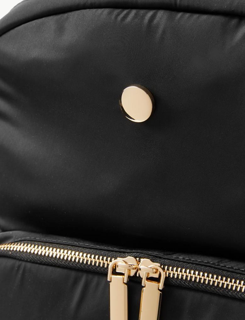 Kadın Siyah Laptop Sırt Çantası