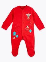 2'li Yılbaşı Temalı Pijama Seti