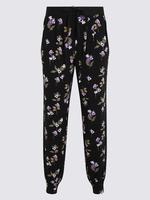 Kadın Siyah Kısa Kollu Pijama Takımı