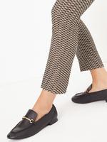 Jakarlı Slim Ankle Pantolon