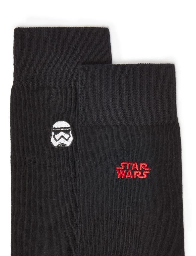 Siyah 5'li Star Wars™ Çorap Seti