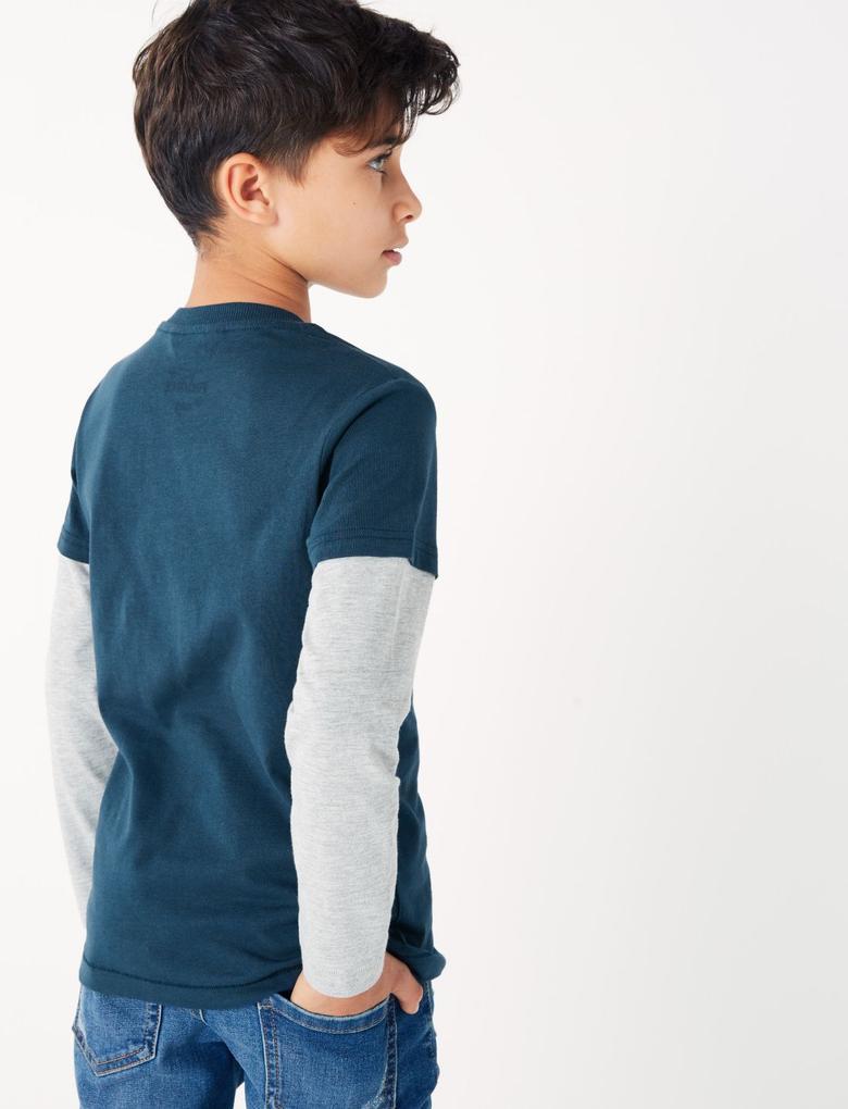 Disney Frozen™ Olaf Uzun Kollu T-Shirt