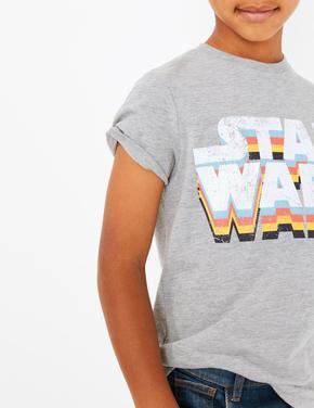 Erkek Çocuk Multi Renk Star Wars™ Kısa Kollu T-Shirt