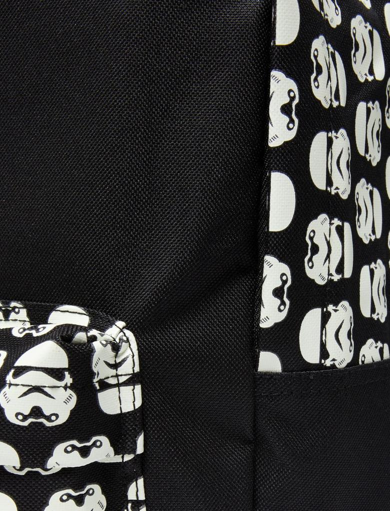 Erkek Çocuk Siyah Star Wars™ Sırt Çantası