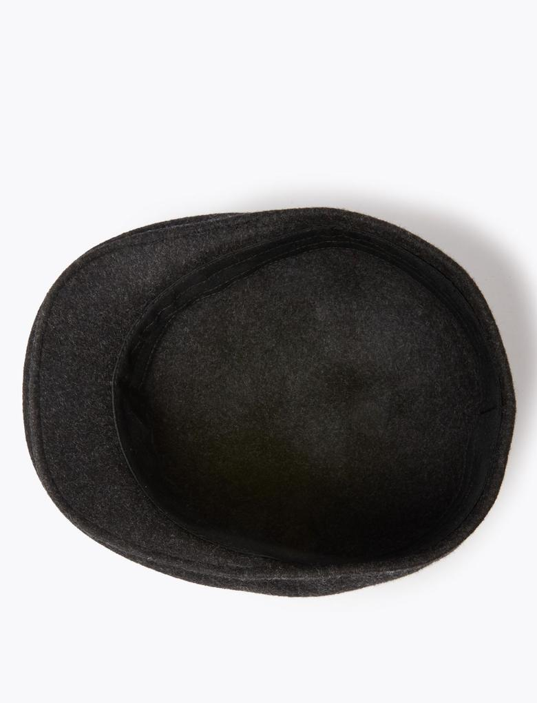 Saf Yün Şapka