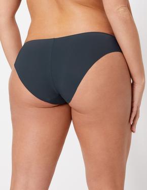 Kadın Gri Body™ Brazilian Külot