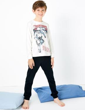 Star Wars™ Desenli Pijama Takımı