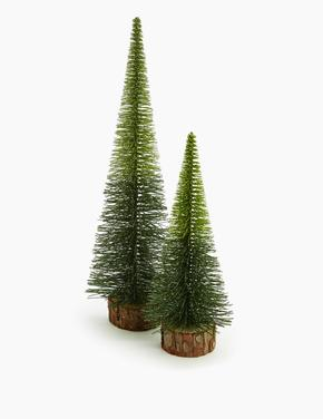 Ev Yeşil Dekoratif Çam Ağacı