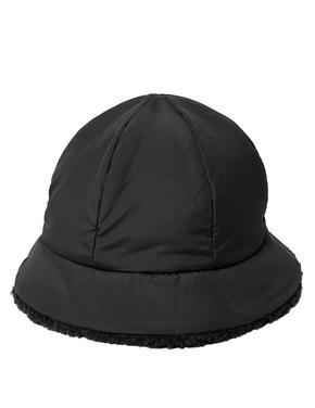 Suni Kürk Astarlı Bucket Şapka