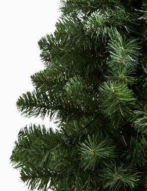 Yeşil 90 cm Işıklı Çam Ağacı