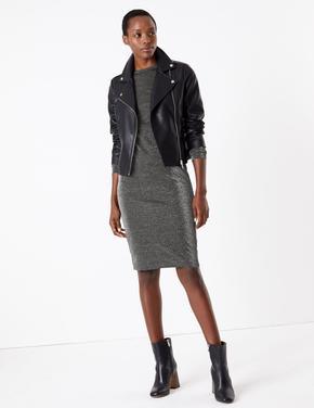 Jarse Midi Elbise