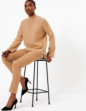 Yüksek Belli Pantolon