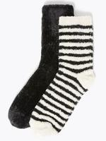 2'li Slipper Çorap Seti