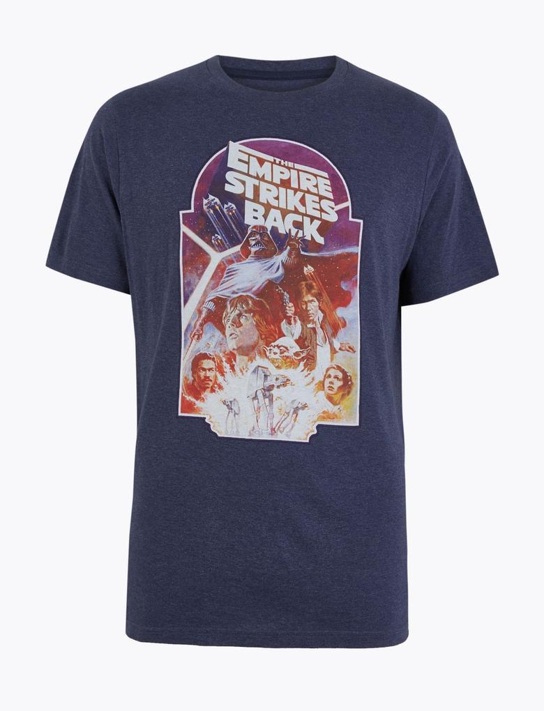 Star Wars™ Desenli T-Shirt