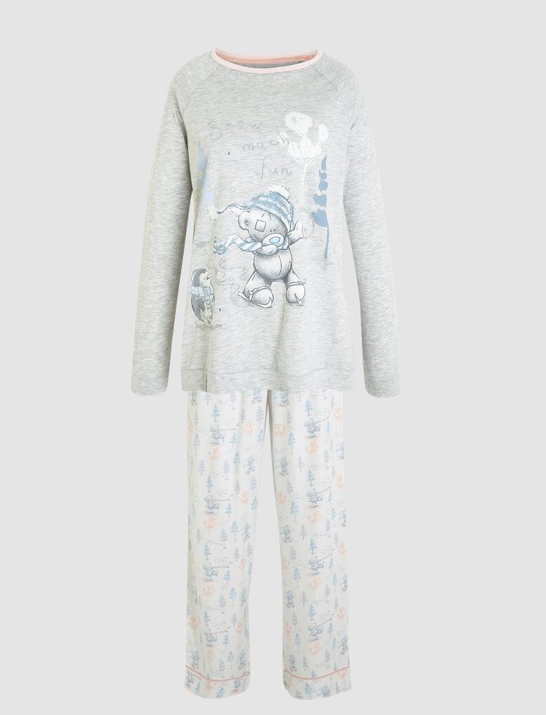 Tatty Teddy™ Uzun Kollu Pijama Takımı