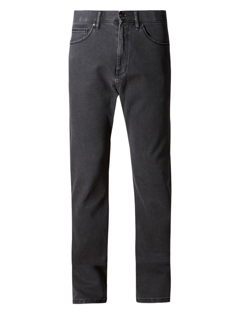 Erkek Gri Regular Fit Streç Jean Pantolon (Stormwear™ Teknolojisi ile)