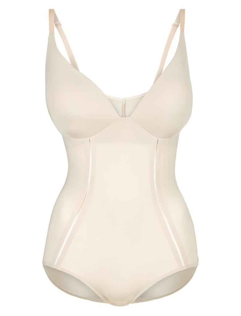 Kadın Bej Secret Slimming™ Şekillendirici Body