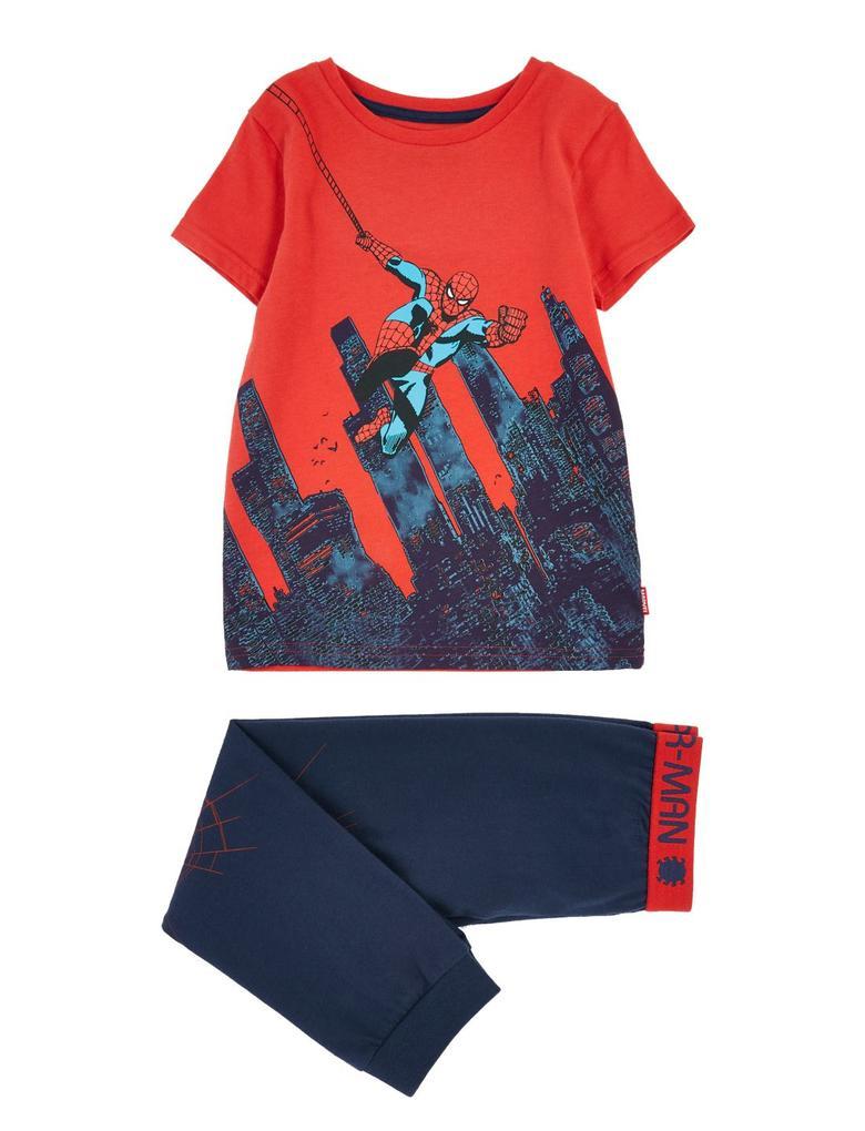 Çocuk Kırmızı Spider-Man™ Kısa Kollu Pijama Takımı