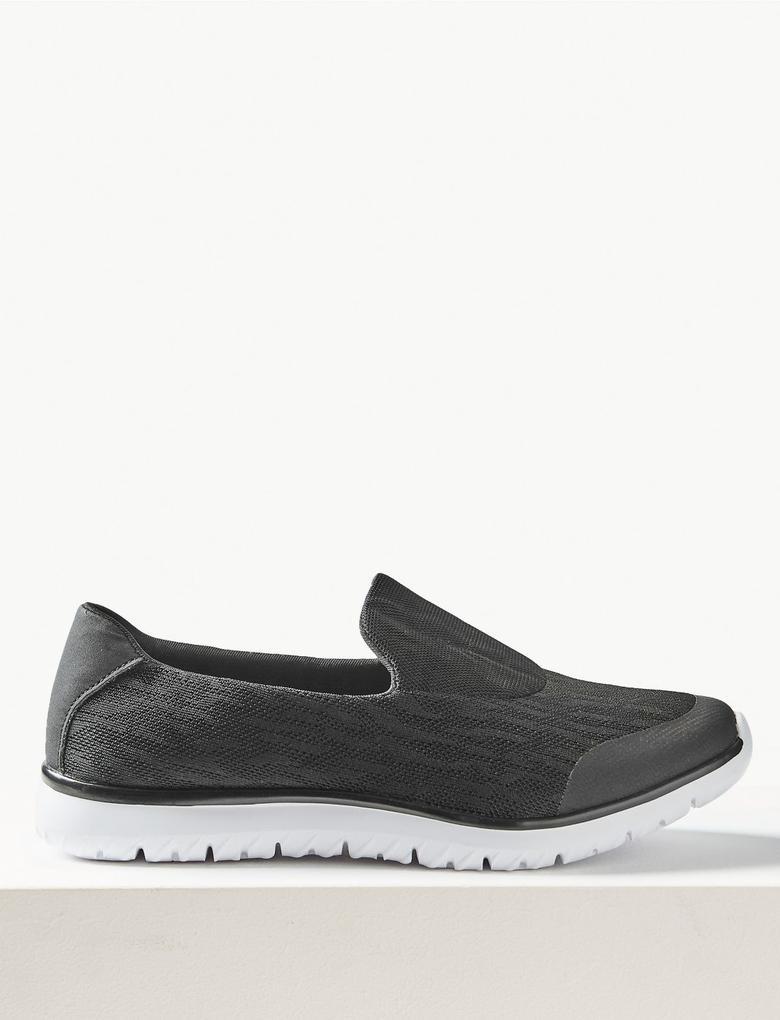 Kadın Siyah LIGHT AS AIR™ Spor Ayakkabı