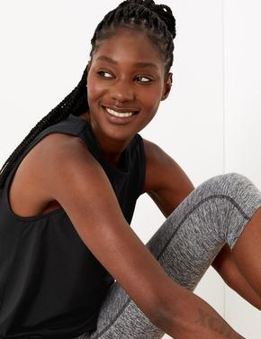 Siyah Kolsuz Atlet