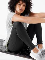 Kadın Siyah Go Move Spor Taytı
