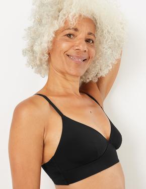 Kadın Siyah Body™ Plunge Sütyen