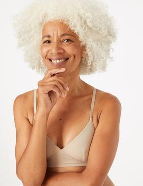 Kadın Bej Body™ Plunge Sütyen
