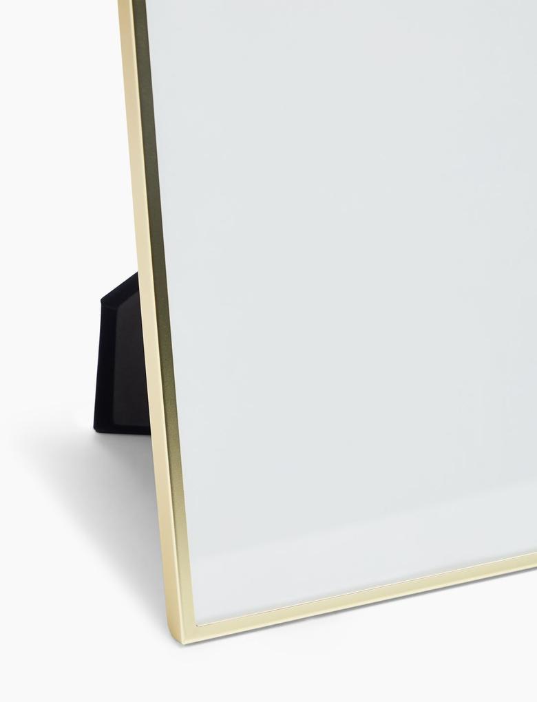 Ev Kahverengi Altın Rengi Fotoğraf Çerçevesi (20 x 25cm)