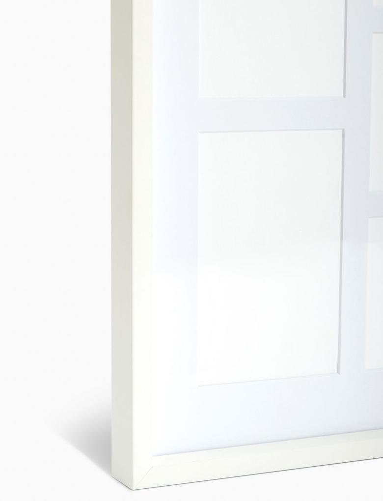 Ev Beyaz 7 Bölmeli Fotoğraf Çerçevesi 10 x 15cm