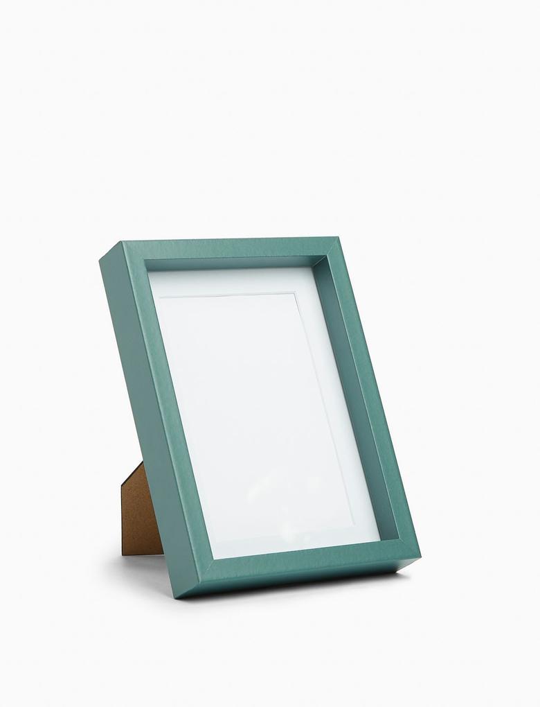 Ev Mavi Fotoğraf Çerçevesi 10 x 15cm