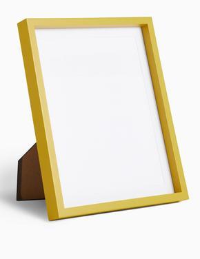 Ev Sarı Fotoğraf Çerçevesi (20 x 25cm)