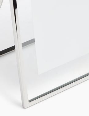 Gümüş Gümüş Rengi Fotoğraf Çerçevesi (20 x 25cm)