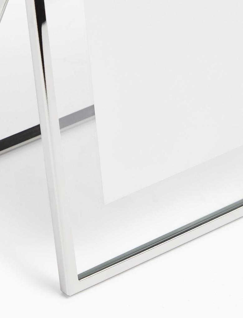 Ev Gümüş Gümüş Rengi Fotoğraf Çerçevesi (20 x 25cm)